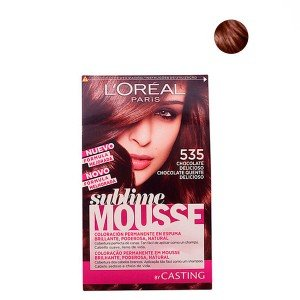535 Chocolate Delicioso CASTING SUBLIME MOUSSE