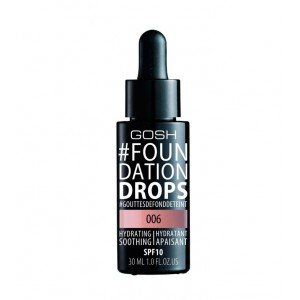 006 Tawny Foundation Drops Base de Maquillaje