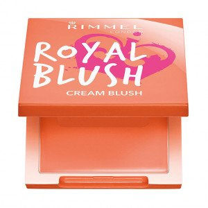 001 Peach Jewel Royal Blush Colorete en Crema