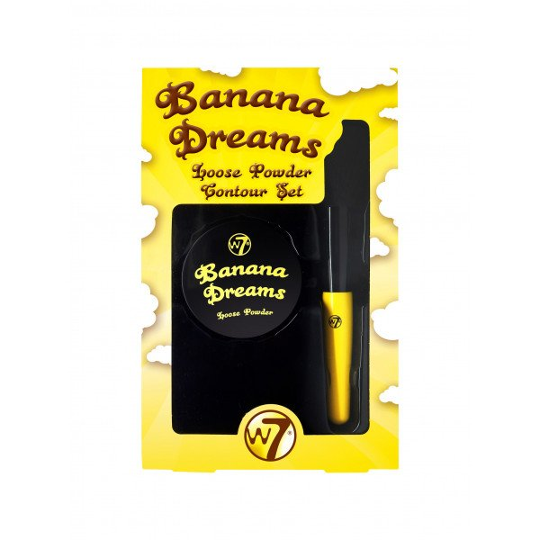 Banana Dreams Powder Set