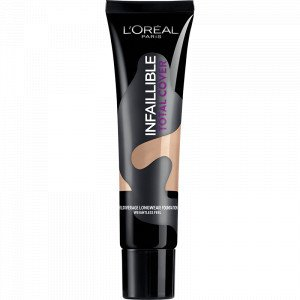 Infalible Total Cover Base de Maquillaje 13
