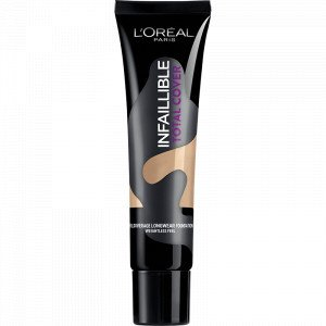 Infalible Total Cover Base de Maquillaje 24