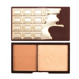 Bronze And Glow Paleta