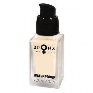 Base de Maquillaje Waterproof Light Beige