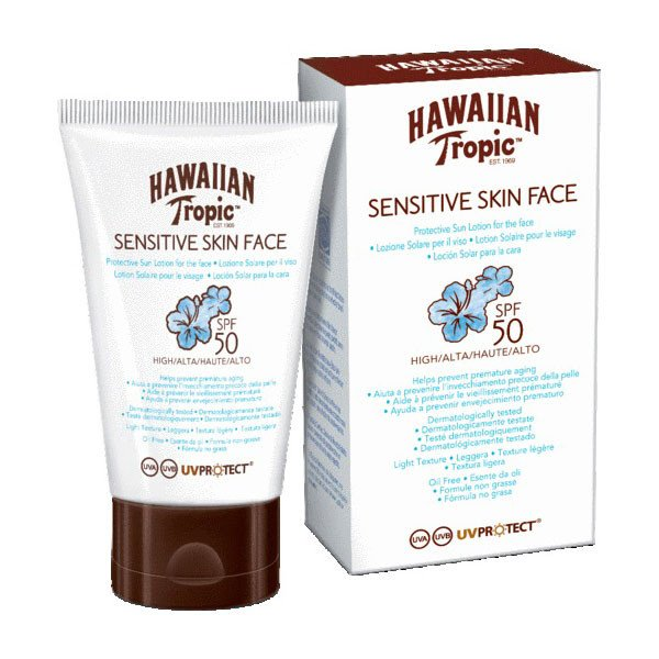 Sensitive Skin Protector Solar Facial SPF50