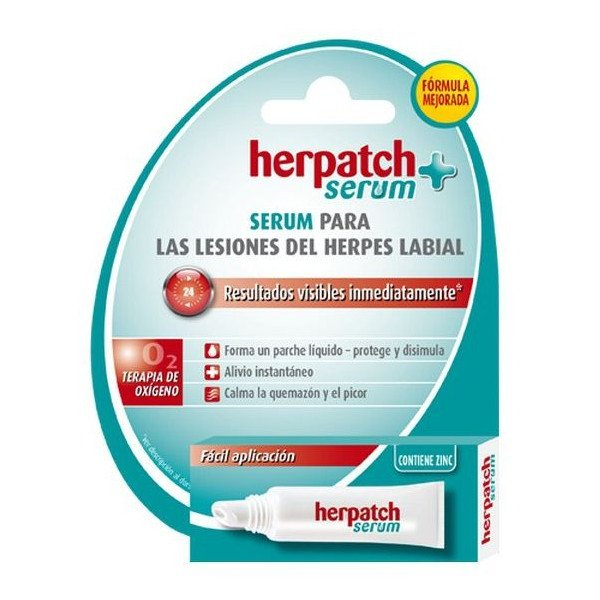 Herpatch Serum Herpes Labial