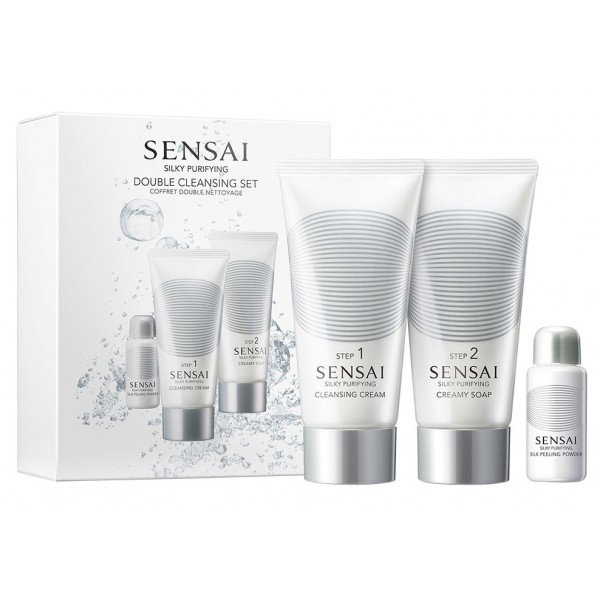 Silky Purifying Set Doble Limpieza