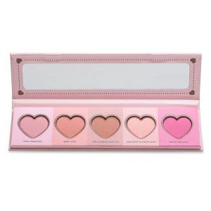 Love Flush Paleta de Coloretes