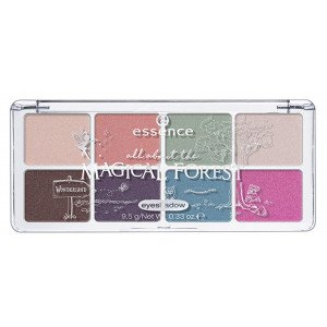 All About The Magical Forest Paleta de Sombras