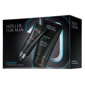For Man Flashtec Estuche Crema