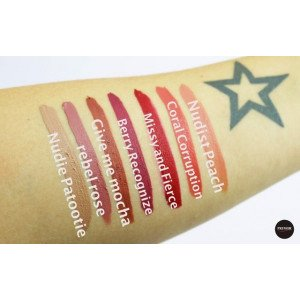 Megalast Liquid Catsuit Swatches