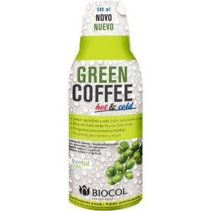 GREEN COFFEE HOT & COLD