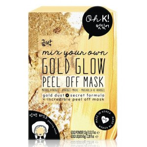 Mix Your Own Gold Dust Peel Off Mask