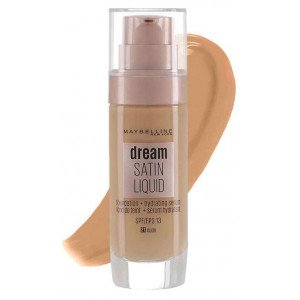 Dream Satin Liquid Base de Maquillaje + Sérum 21 Nude