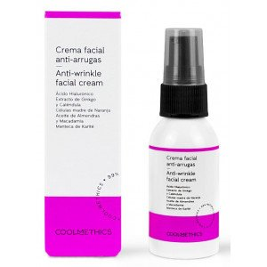 Crema facial anti-arrugas