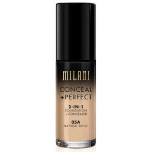 Conceal + Perfect 2 en 1 Base de Maquillaje 05A Natural Beige