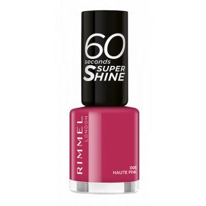 60 SECONDS SUPER SHINE 006 Haute Pink