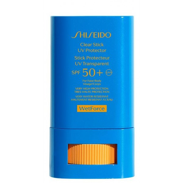 Clear Stick UV Protection WetForce