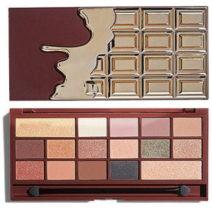 24k Gold Paleta de Sombras Chocolate