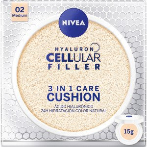 Hyaluron Cellular Filler crema con color Medium