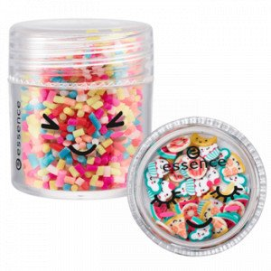 Happy Kawaii Topping para uñas 3D