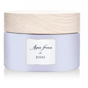 Agua Fresca de Rosas Body Cream