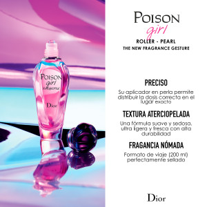 Poison Girl Unexpected Roller Pearl EDT