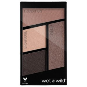 Paleta de 4 Sombras de Ojos Color Icon Silent Treatment