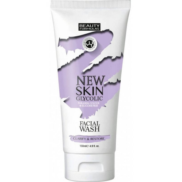 New Skin Glycolic Gel de Limpieza Facial