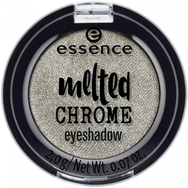 Melted Chrome Sombras Metalizadas 05 lead me