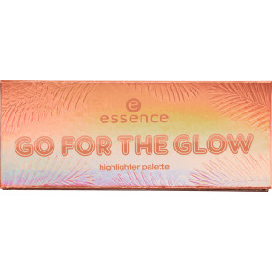 Paleta de Iluminadores Go for the Glow 02 The Warms