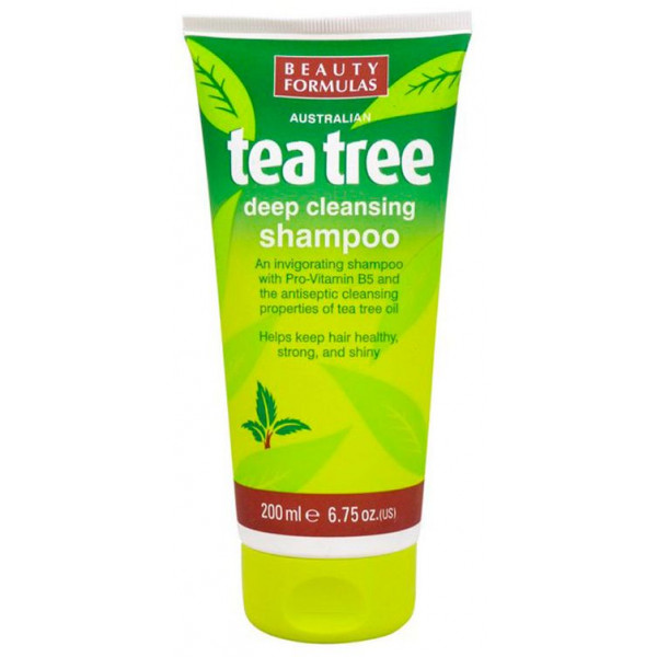 TEA TREE DEEP CLEANSING CHAMPU