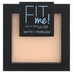 Fit Me Polvos Matificantes 105 Natural Ivory