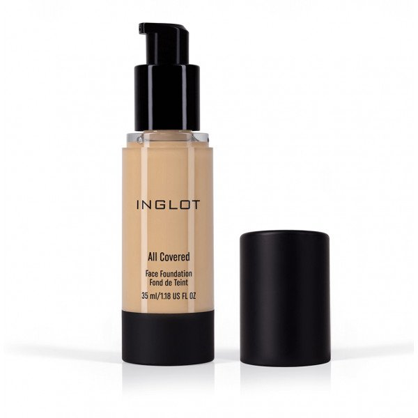 All Covered Foundation Base de Maquillaje 11