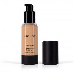 All Covered Foundation Base de Maquillaje 13