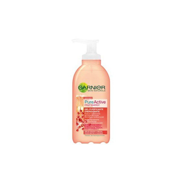 PURE ACTIVE FRUIT ENERGY GEL PURIFICANTE