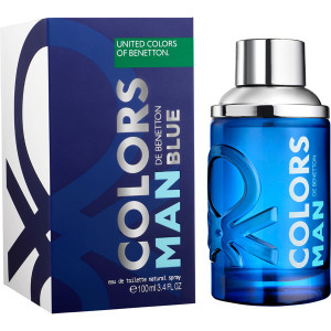 Colors Man Blue EDT