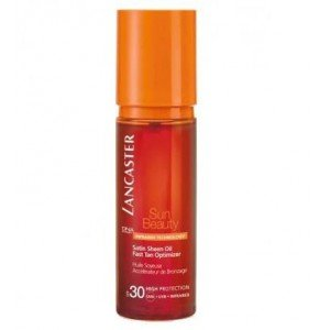 Sun Beauty Body Satin Oil