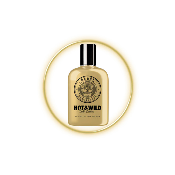 Hot & Wild Gold Edition EDT for Men
