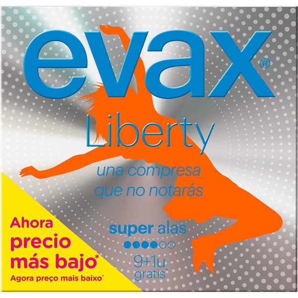 Liberty Compresa Con Alas Super