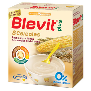 Papillas Blevit Plus 8 cereales