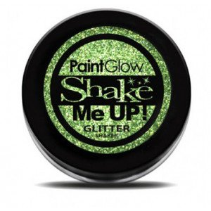 Shake Me Up! Holographic Glitter Green