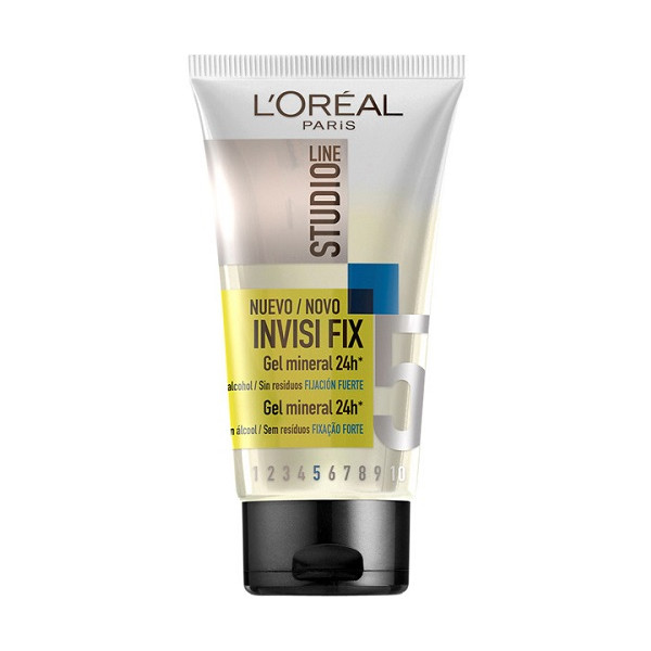 Studio Line Gel Invisi Mineral Fix Fuerte