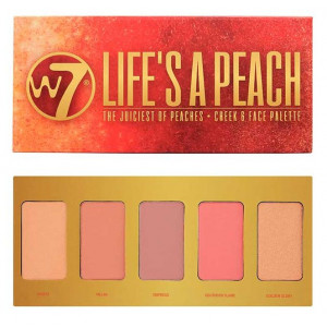 Paleta de coloretes Life's A Peach Blusher