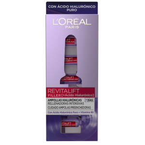 Ampollas Revitalift Filler