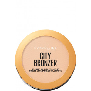 City Bronzer Powder Polvos Bronceadores 100