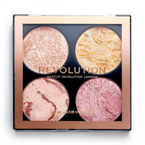 Paleta Cheek Kit de Iluminadores y Bronceadores fresh
