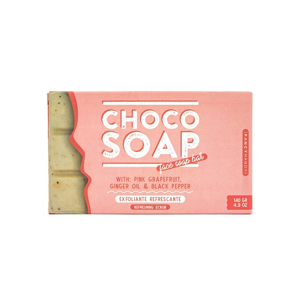 Choco Soap Exfoliante Refrescante