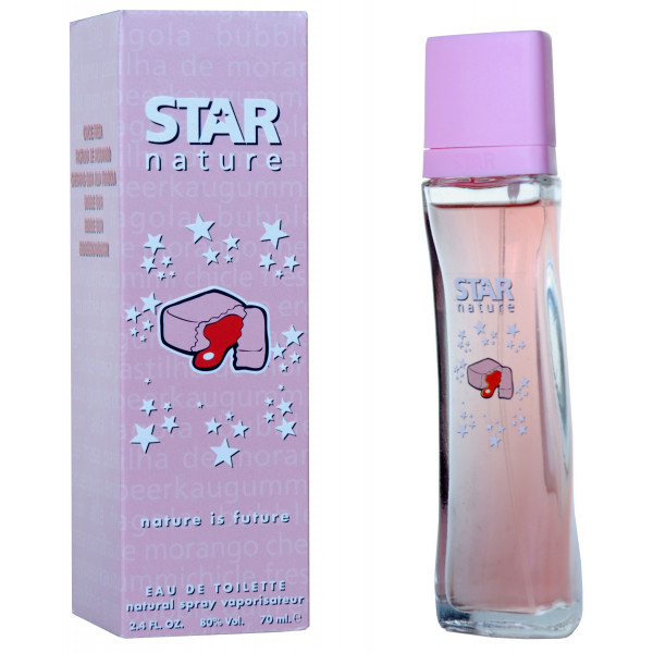 STAR NATURE chicle fresa