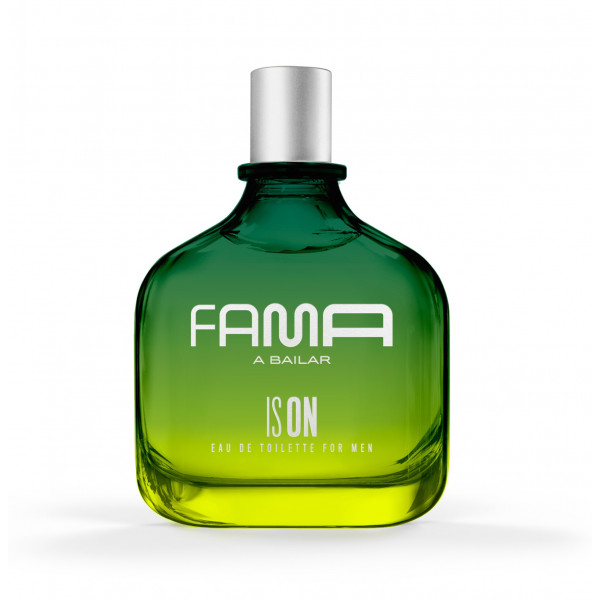 Is On for Men EDT